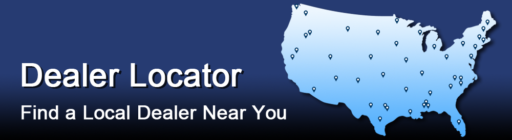 Dealer Locator Label